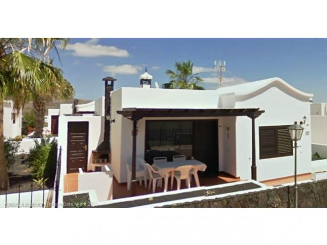 Puerto del carmen bungalow 2 bed holiday rental bungalow - Lanzarote walks from puerto del carmen ...