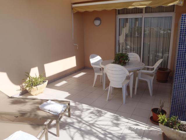 terrace - Morro Jable, Tajinaste , Morro Jable, Fuerteventura