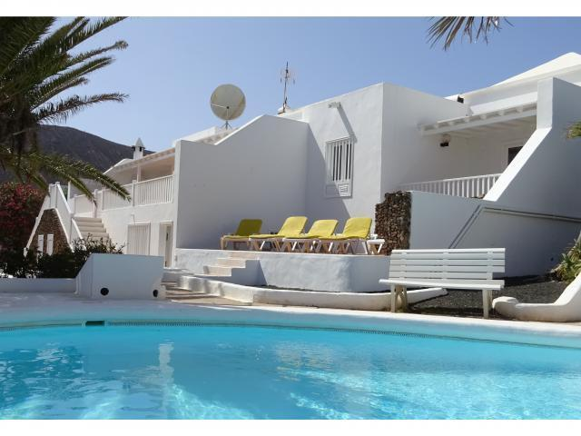 Private villa in Playa Blanca