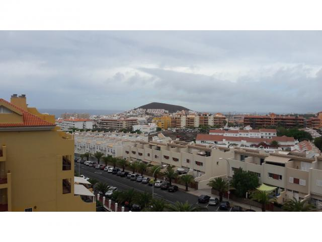 Sea View from the balcony - Castle Habour, Los Cristianos, Tenerife