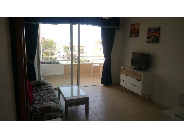 Lounge area - Green Park 1 bed, Golf del Sur, Tenerife