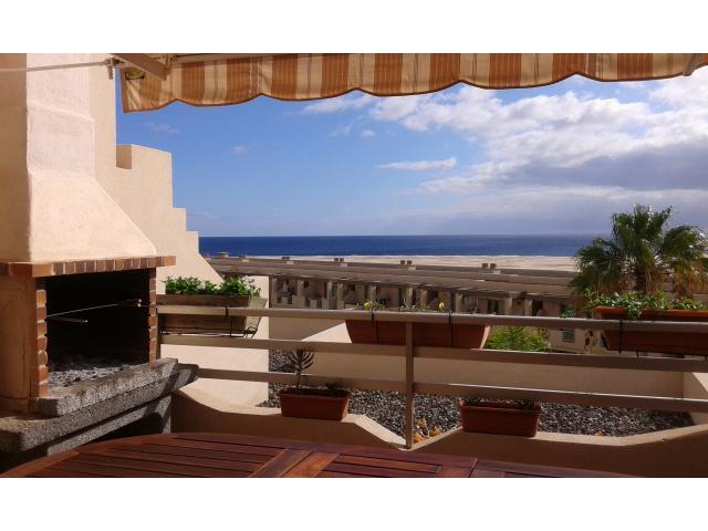 Comfortable two bedroomed duplex in La Tejita