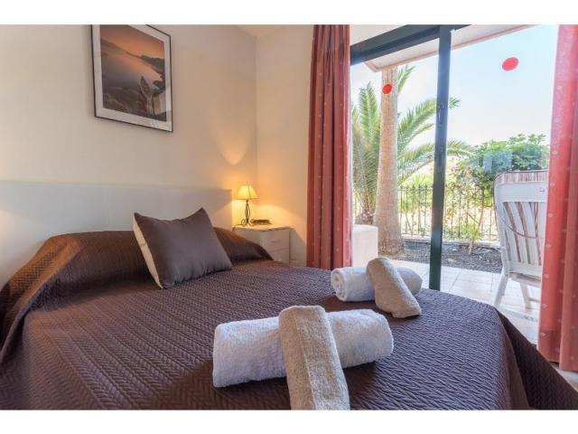 double bedroom - 421 Terrazas De La Paz, Golf del Sur, Tenerife