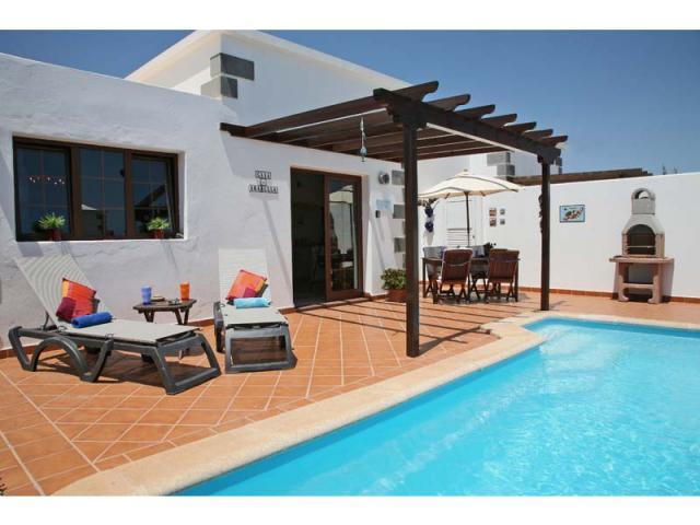 Villas For Long Term Rental Playa Blanca Lanzarote