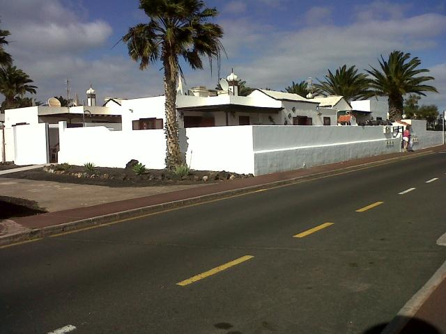 outside view  - Casa Dasha , Matagorda, Lanzarote