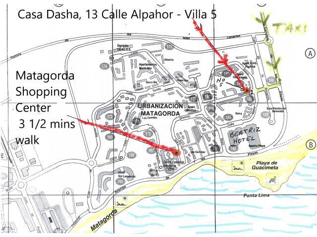 - Casa Dasha , Matagorda, Lanzarote