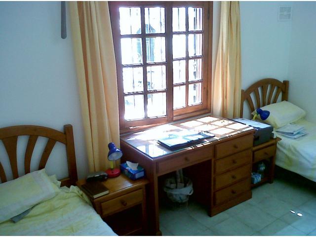 Twin room with on suite shower room   - Casa Dasha , Matagorda, Lanzarote