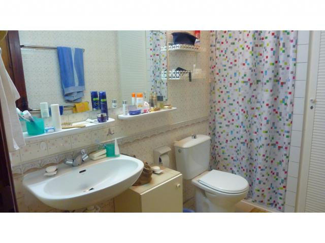 Bathroom - Nice Seaview Apartment, Puerto del Carmen, Lanzarote