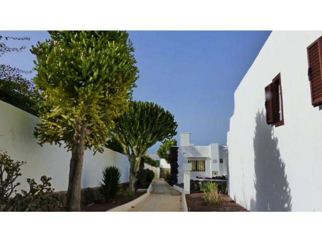 Outdoor hallway - Nice Seaview Apartment, Puerto del Carmen, Lanzarote