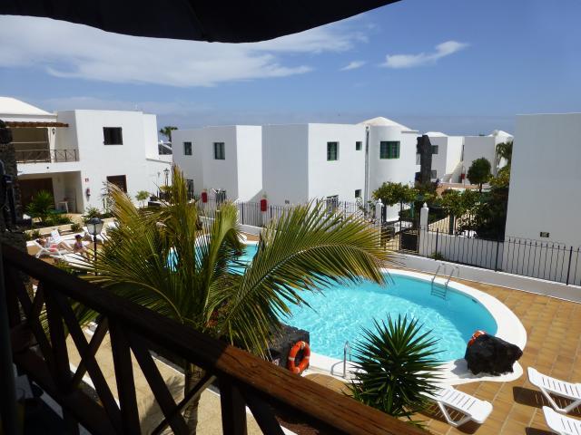 Apartment pelicanos 1 bed holiday rental apartment in puerto del carmen lanzarote from 275 - Car rental puerto del carmen ...