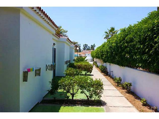 Backside Terraces - Paso Chico Gay Bungalows, Playa del Ingles, Gran Canaria