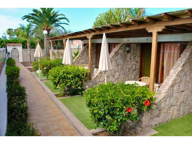 Terraces - Paso Chico Gay Bungalows, Playa del Ingles, Gran Canaria