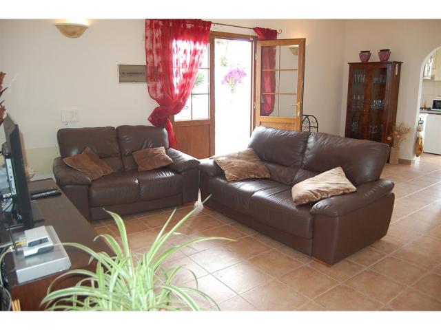 Living Room - Casita Blanca, Nazaret, Lanzarote