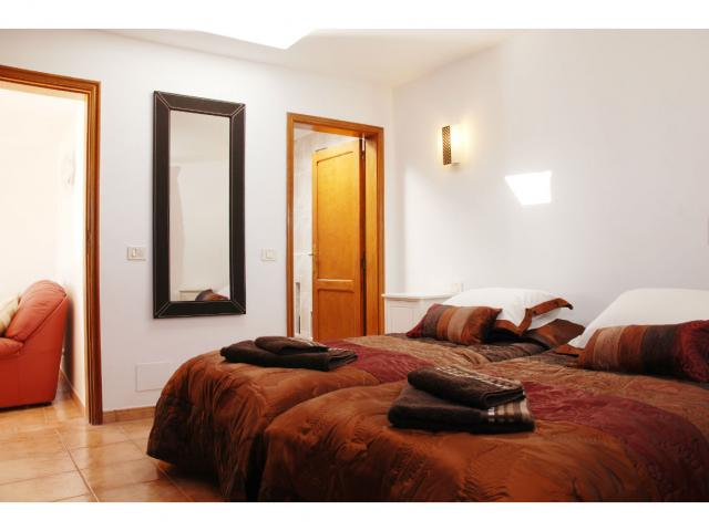Twin room - Casa Ida, Nazaret, Lanzarote