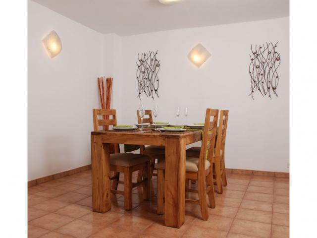Dining area - Casa Ida, Nazaret, Lanzarote