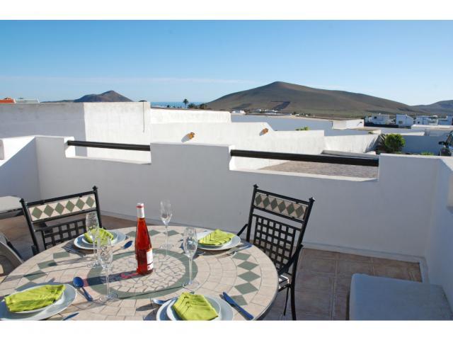 Terrace View - Casa Ida, Nazaret, Lanzarote