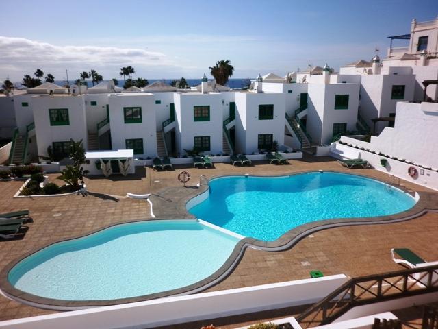 Communal Pool - Barranco Seco, Puerto del Carmen, Lanzarote