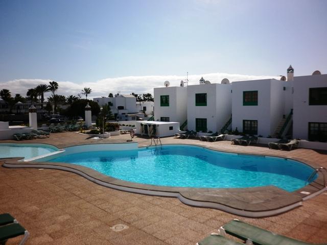 Lounge leading to balcony - Barranco Seco, Puerto del Carmen, Lanzarote