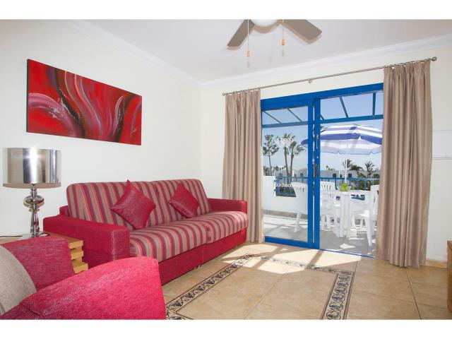All lounges have a sofa bed - 1 Bed - Diamond Club Calypso, Puerto del Carmen, Lanzarote