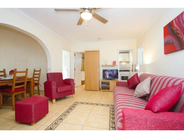 All lounges have a sofa bed - 2 Bed - Diamond Club Calypso, Puerto del Carmen, Lanzarote