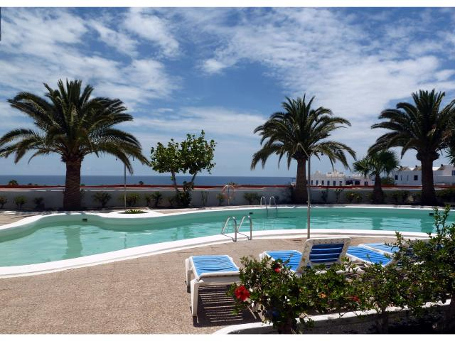 One bedroomed apartments in central Puerto del Carmen close to the Casino refurbished