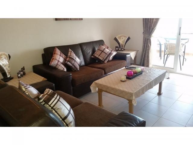 Living room - Apartment in Costa Adeje, San Eugenio, Tenerife