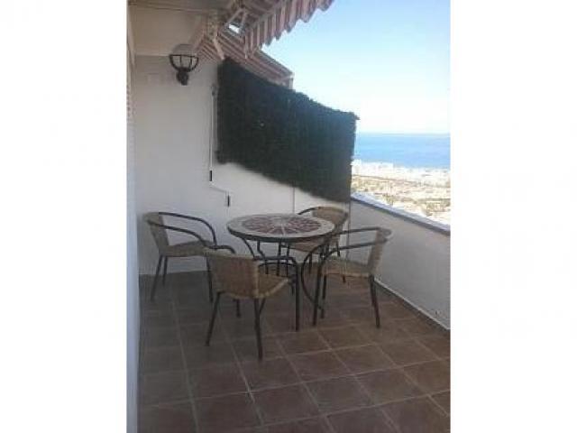 Balcony area - Apartment in Costa Adeje, San Eugenio, Tenerife