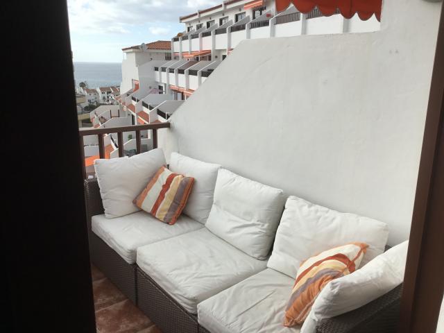 Downstairs Balcony(2) - Ocean Park San Eugenio , Adeje, Tenerife