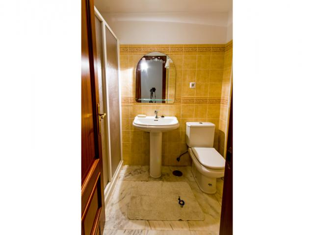 Shower Room - Ocean Vista Apartment, El Cotillo, Fuerteventura