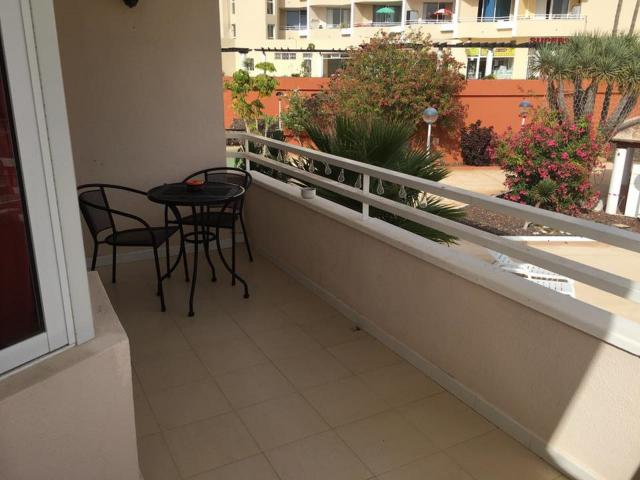 Balcony - GP Large one bed, Golf del Sur, Tenerife