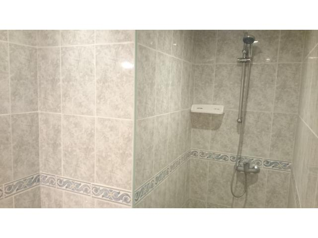 En suite with walk in shower - GP Two bed Two bath, Golf del Sur, Tenerife