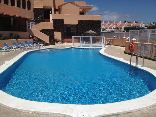 pool - 421 Terrazas De La Paz, Golf del Sur, Tenerife