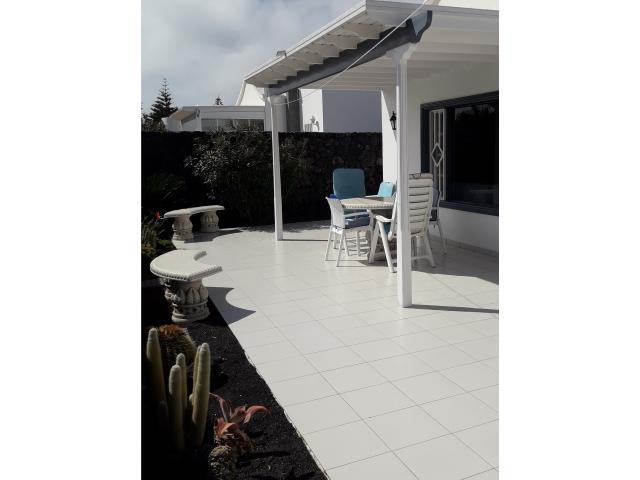 Sun filled terrace - Villa Francia, Puerto del Carmen, Lanzarote