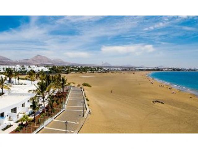 Los Pocillos beach - Villa Francia, Puerto del Carmen, Lanzarote