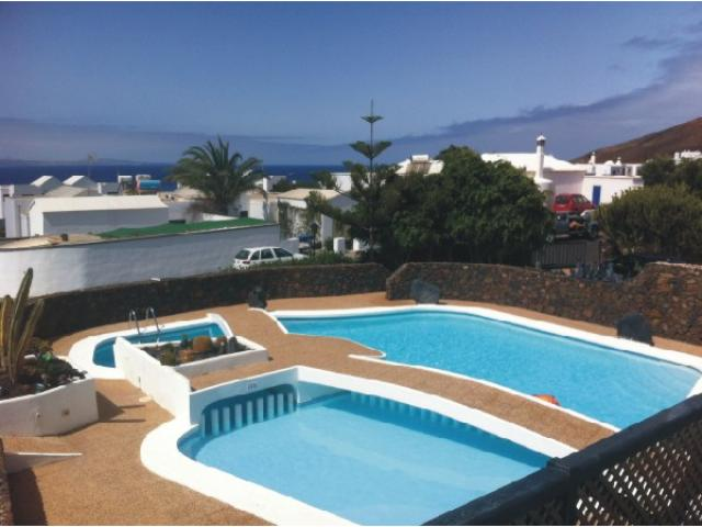 Views from the roof terrace - Villa Charlotte, Playa Blanca, Lanzarote