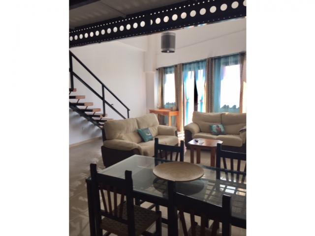 lounge view - Comfy loft out of tourist, Golf del Sur, Tenerife