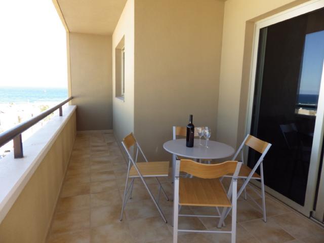 Balcony - El Medano apartment, El Medano, Tenerife