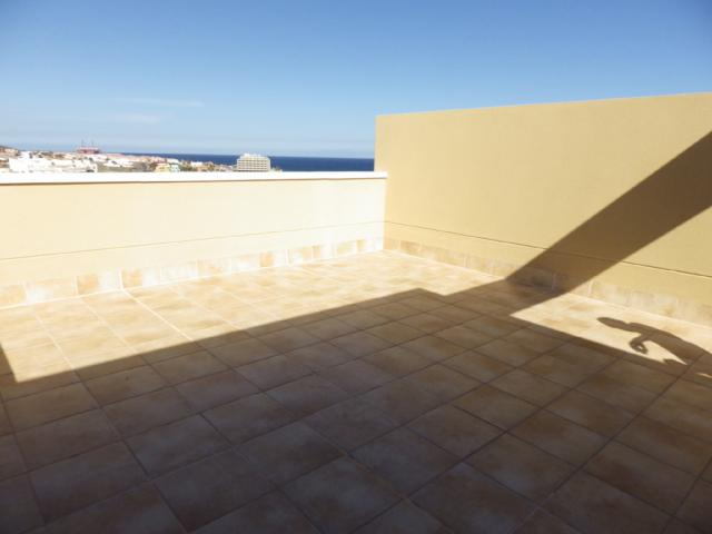 Roof Terrace - El Medano apartment, El Medano, Tenerife