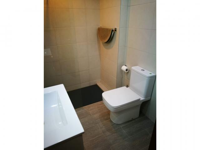 Shower room - Near the Casino, Puerto del Carmen, Lanzarote