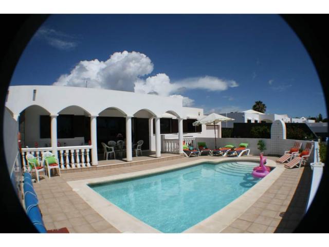 Pool - Casa Margaret, Playa Blanca, Lanzarote