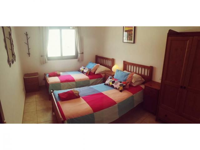 Twin room 1 - Casa Margaret, Playa Blanca, Lanzarote