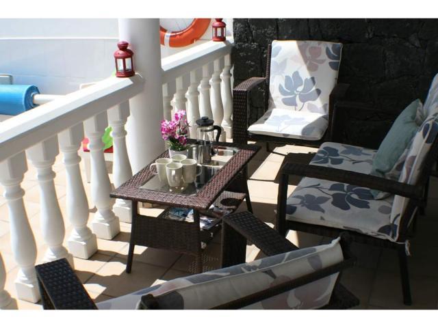 Relaxing area - Casa Margaret, Playa Blanca, Lanzarote