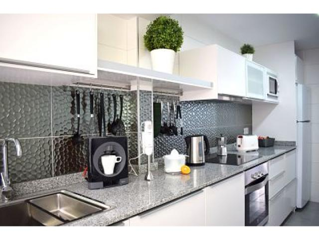 Fuly equipped kitchen - Holiday Urban, Corralejo, Fuerteventura