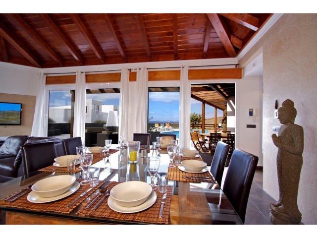 Dining - Calero princess , Puerto Calero, Lanzarote