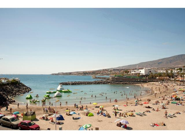 Local beach just 5 minutes walk away - Tropical Park, Callao Salvaje, Tenerife