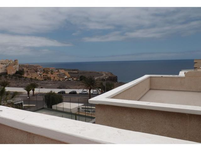 Views for apartment balcony - Tropical Park, Callao Salvaje, Tenerife
