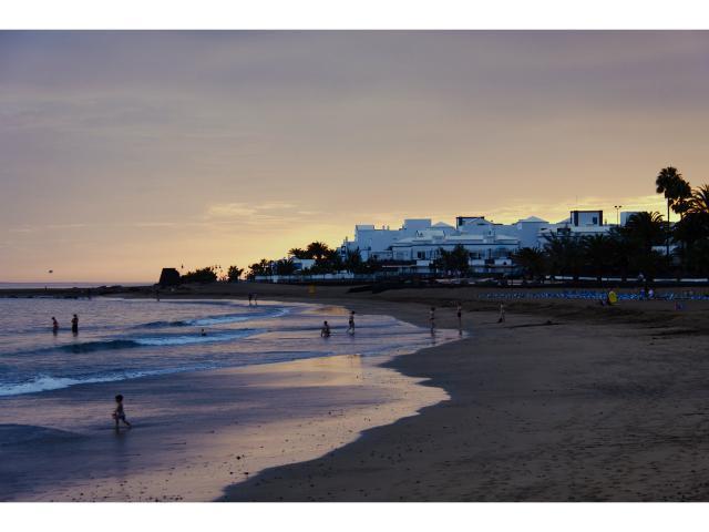 Matagorda Beach - Casa Florence, Matagorda, Lanzarote