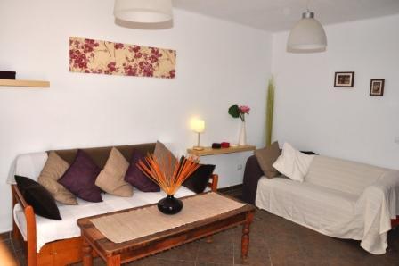 Living Room - Casa Lila, Punta Mujeres, Lanzarote